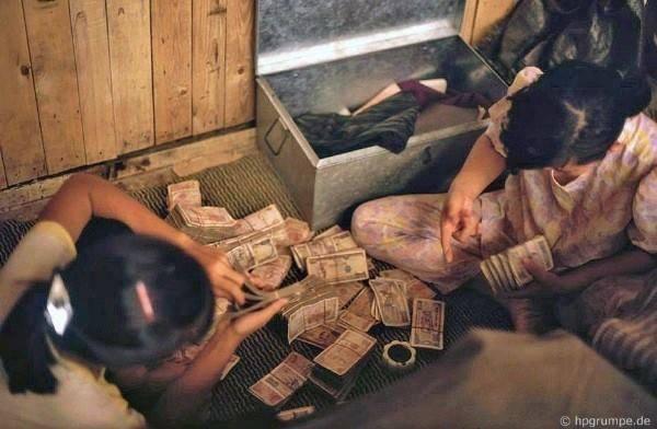 Obchodníci počítají marže na konci dne