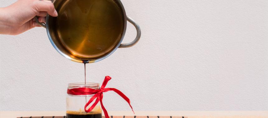 Karamelizování cukru – Nước hàng