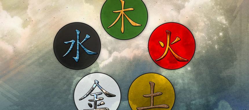 Učení pěti elementů Wu-Xing a vietnamská gastronomie