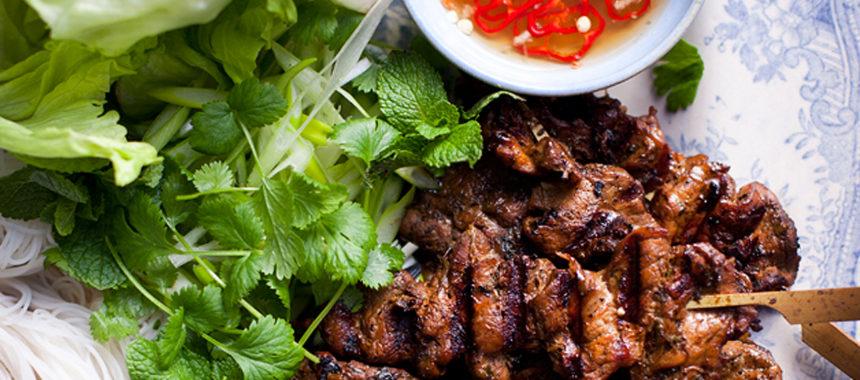 Kurz vaření vietnamské kuchyně – Special Grill 11.7.2017